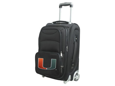 Miami Hurricanes Mojo Luggage Carry-On 21in Rolling Softside Nylon