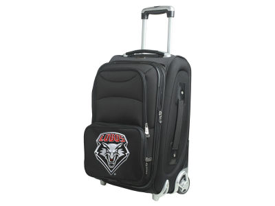 New Mexico Lobos Mojo Luggage Carry-On 21in Rolling Softside Nylon