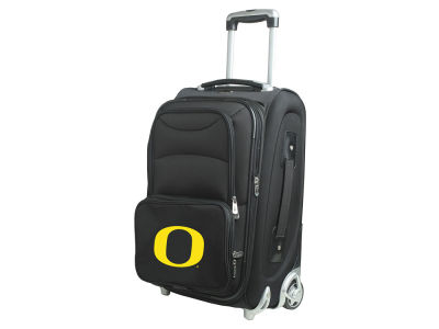 Oregon Ducks Mojo Luggage Carry-On 21in Rolling Softside Nylon
