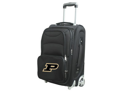 Purdue Boilermakers Mojo Luggage Carry-On 21in Rolling Softside Nylon