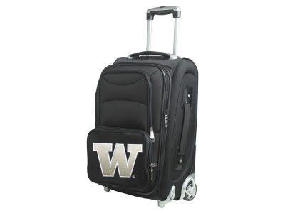 Washington Huskies Mojo Luggage Carry-On 21in Rolling Softside Nylon