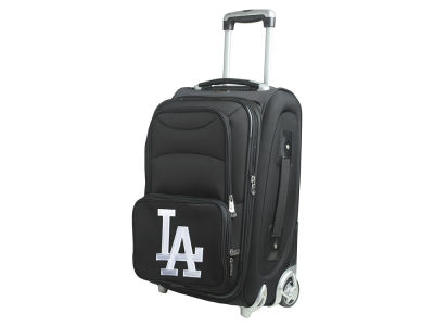 Los Angeles Dodgers Mojo Luggage Carry-On 21in Rolling Softside Nylon
