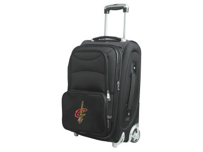 Cleveland Cavaliers Mojo Luggage Carry-On 21in Rolling Softside Nylon
