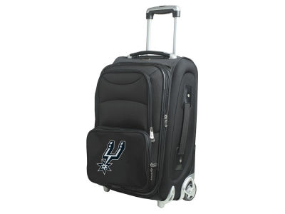 San Antonio Spurs Mojo Luggage Carry-On 21in Rolling Softside Nylon