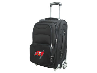 Tampa Bay Buccaneers Mojo Luggage Carry-On 21in Rolling Softside Nylon