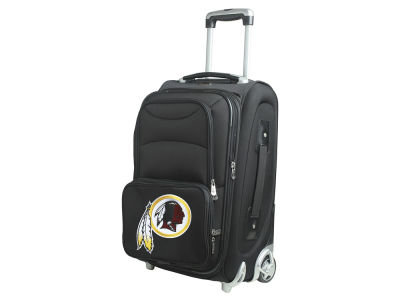 Washington Redskins Mojo Luggage Carry-On 21in Rolling Softside Nylon