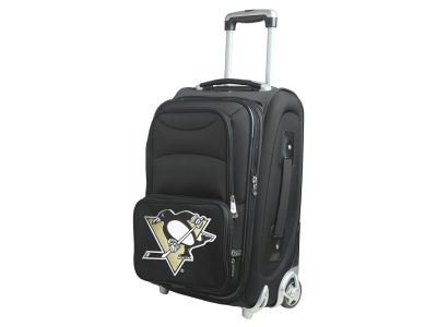 Pittsburgh Penguins Mojo Luggage Carry-On 21in Rolling Softside Nylon