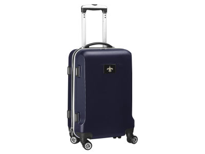 New Orleans Saints Mojo Luggage Carry-On  21in Hardcase Spinner