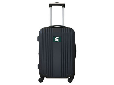 Michigan State Spartans Mojo Luggage Carry-on 21in Hardcase Two-Tone Spinner