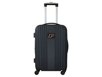 Purdue Boilermakers Mojo Luggage Carry-on 21in Hardcase Two-Tone Spinner