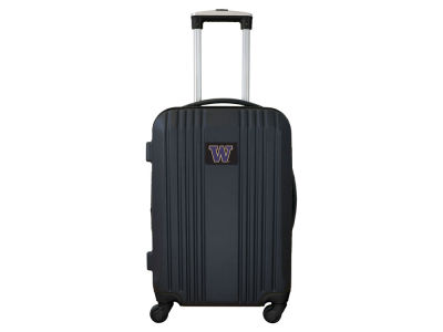 Washington Huskies Mojo Luggage Carry-on 21in Hardcase Two-Tone Spinner