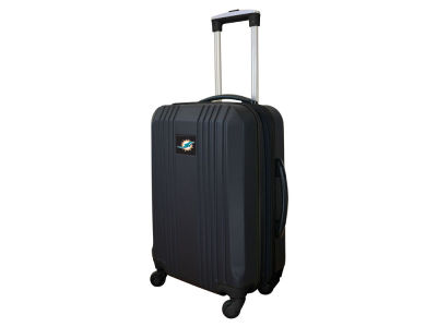 Miami Dolphins Mojo Luggage Carry-on 21in Hardcase Two-Tone Spinner