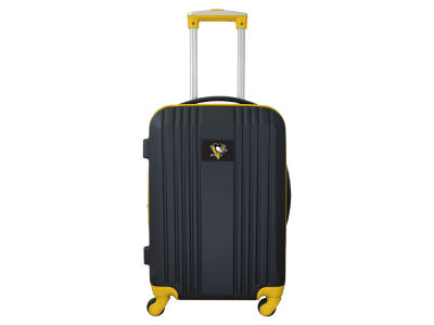 Pittsburgh Penguins Mojo Luggage Carry-on 21in Hardcase Two-Tone Spinner