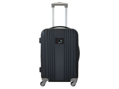 San Jose Sharks Mojo Luggage Carry-on 21in Hardcase Two-Tone Spinner