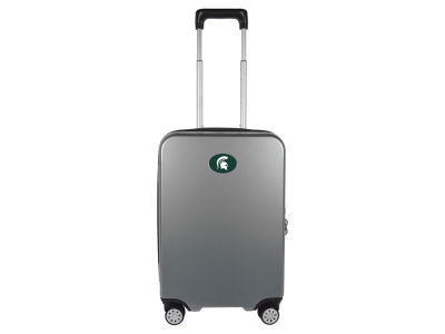 Michigan State Spartans Mojo Luggage Carry-on 22in Hardcase Spinner