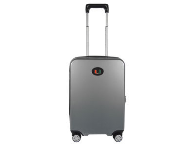 Miami Hurricanes Mojo Luggage Carry-on 22in Hardcase Spinner