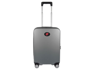 Wisconsin Badgers Mojo Luggage Carry-on 22in Hardcase Spinner