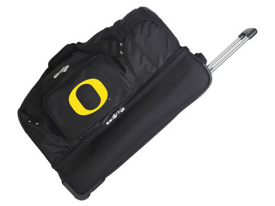 Oregon Ducks Mojo 27in Wheeled Duffel Bag