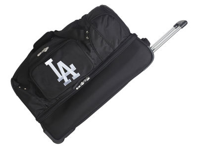 Los Angeles Dodgers Mojo 27in Wheeled Duffel Bag