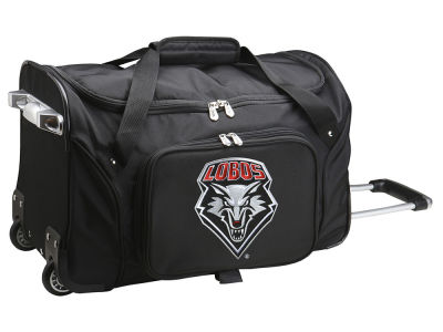 New Mexico Lobos Mojo 22in Wheeled Duffel Bag