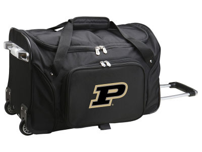 Purdue Boilermakers Mojo 22in Wheeled Duffel Bag