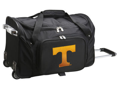 Tennessee Volunteers Mojo 22in Wheeled Duffel Bag