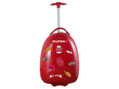 Oklahoma Sooners Mojo Kids Luggage