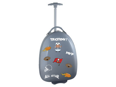 Tampa Bay Buccaneers Mojo Kids Luggage