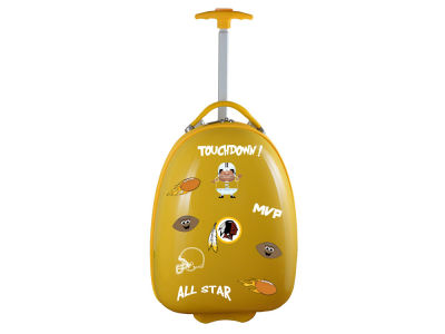 Washington Redskins Mojo Kids Luggage
