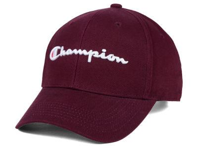 Champion Classic Script Hat d6258f2b4cc