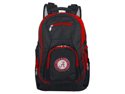 Alabama Crimson Tide Mojo Trim Color Laptop Backpack