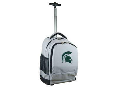Michigan State Spartans Mojo Wheeled Premium Backpack