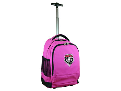 New Mexico Lobos Mojo Wheeled Premium Backpack