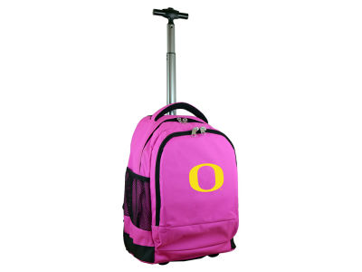 Oregon Ducks Mojo Wheeled Premium Backpack