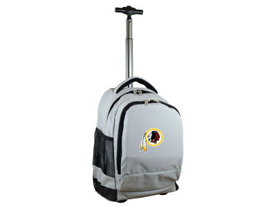 Washington Redskins Mojo Wheeled Premium Backpack