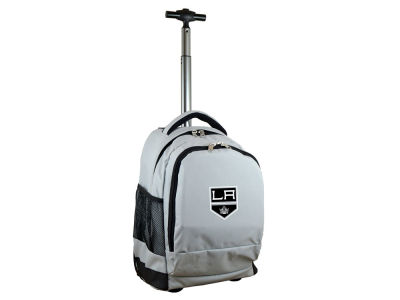 Los Angeles Kings Mojo Wheeled Premium Backpack