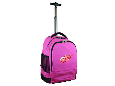 Detroit Red Wings Mojo Wheeled Premium Backpack