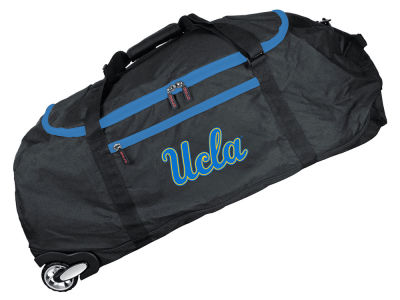 UCLA Bruins Mojo 36in Checked In Rolling Duffel