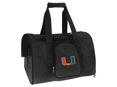 Miami Hurricanes Mojo Pet Carrier Premium 16in Bag