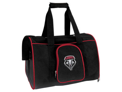 New Mexico Lobos Mojo Pet Carrier Premium 16in Bag