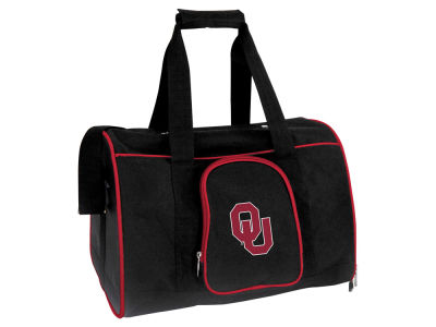 Oklahoma Sooners Mojo Pet Carrier Premium 16in Bag