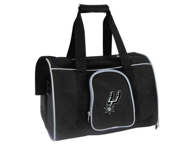 San Antonio Spurs Mojo Pet Carrier Premium 16in Bag