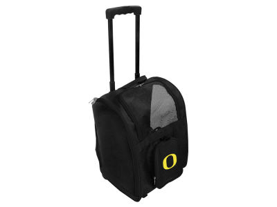 Oregon Ducks Mojo Pet Carrier Premium Bag with Wheels