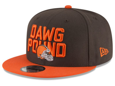 Cleveland Browns 2018 NFL Draft Spotlight 9FIFTY Snapback Cap