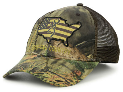 Browning Country Mesh Cap