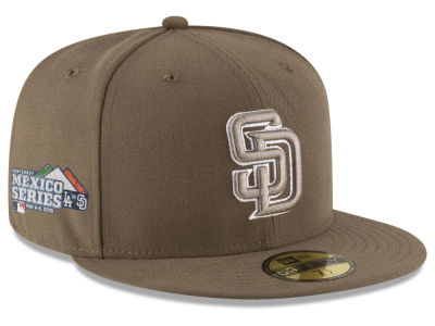 2018 MLB Mexico chapeau de la série 59FIFTY