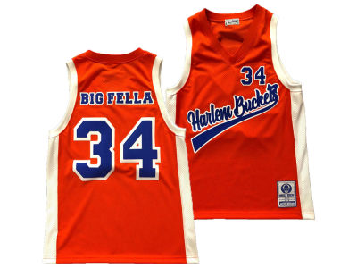 Big Fella  Retro Brand Men's Uncle Drew Collection Jersey