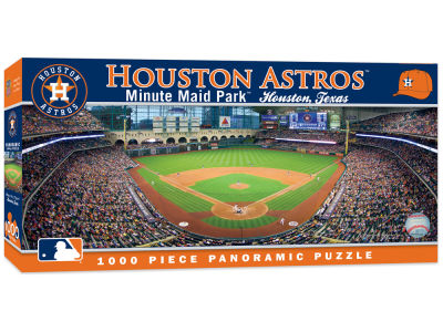 Houston Astros 1000 Piece Panoramic Puzzle