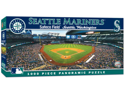 Seattle Mariners 1000 Piece Panoramic Puzzle