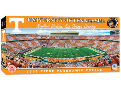 Tennessee Volunteers 1000 Piece Panoramic Puzzle